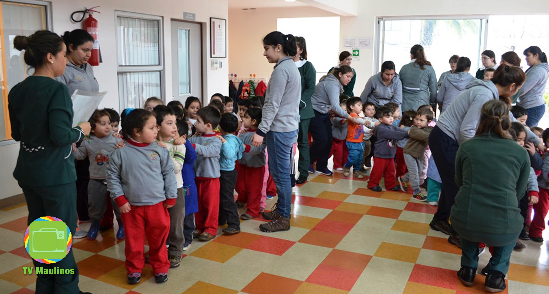 Cerca de 80 pre escolares participaron del plan de for Jardin infantil
