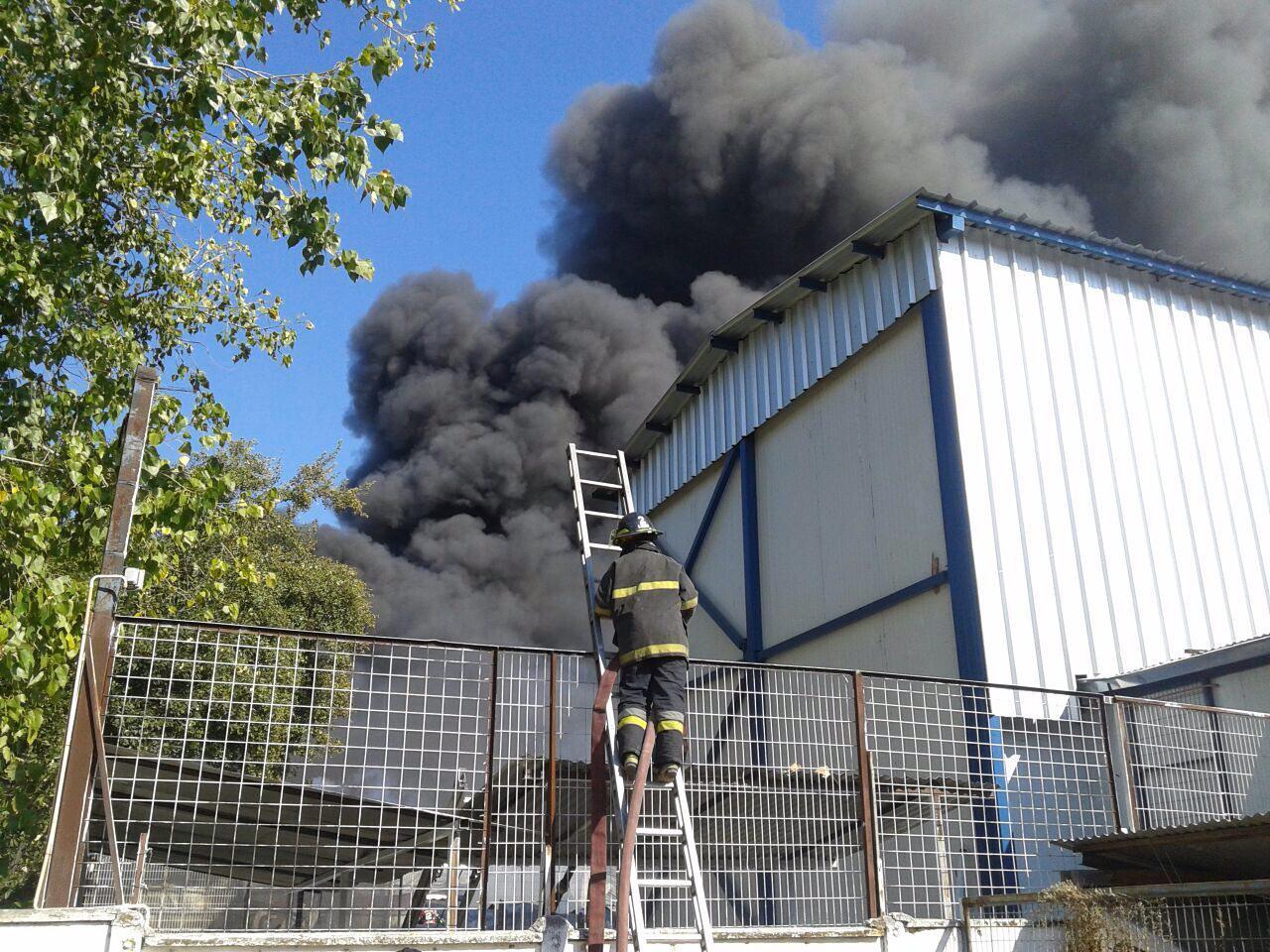 incendio p Industrial