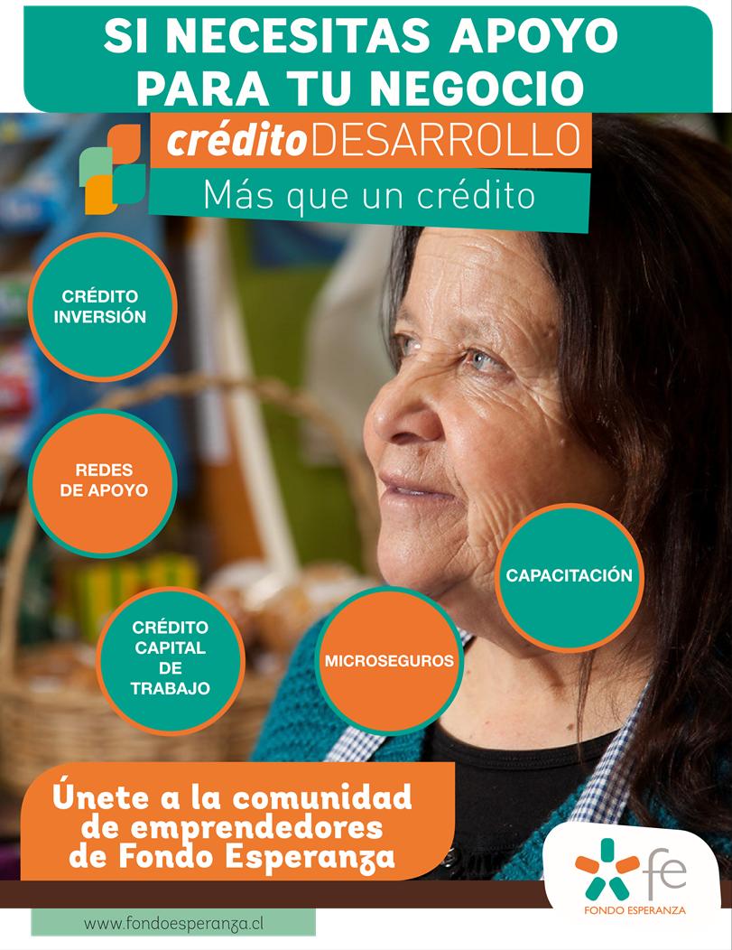FE lanza Crédito Individual Curicó