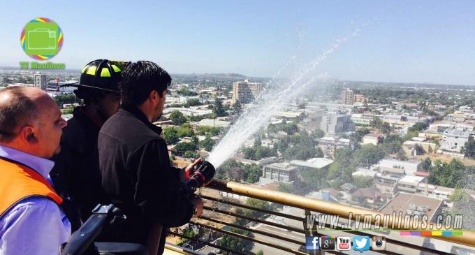 Fiscalizaci n preventiva a edificios para evaluar su plan - Sistemas de seguridad contra incendios ...
