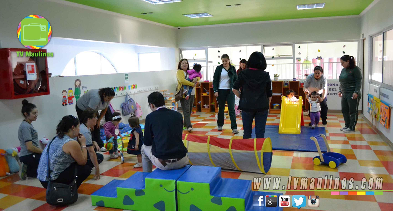 Jard n infantil y sala cuna de la universidad aut noma for Jardin infantil