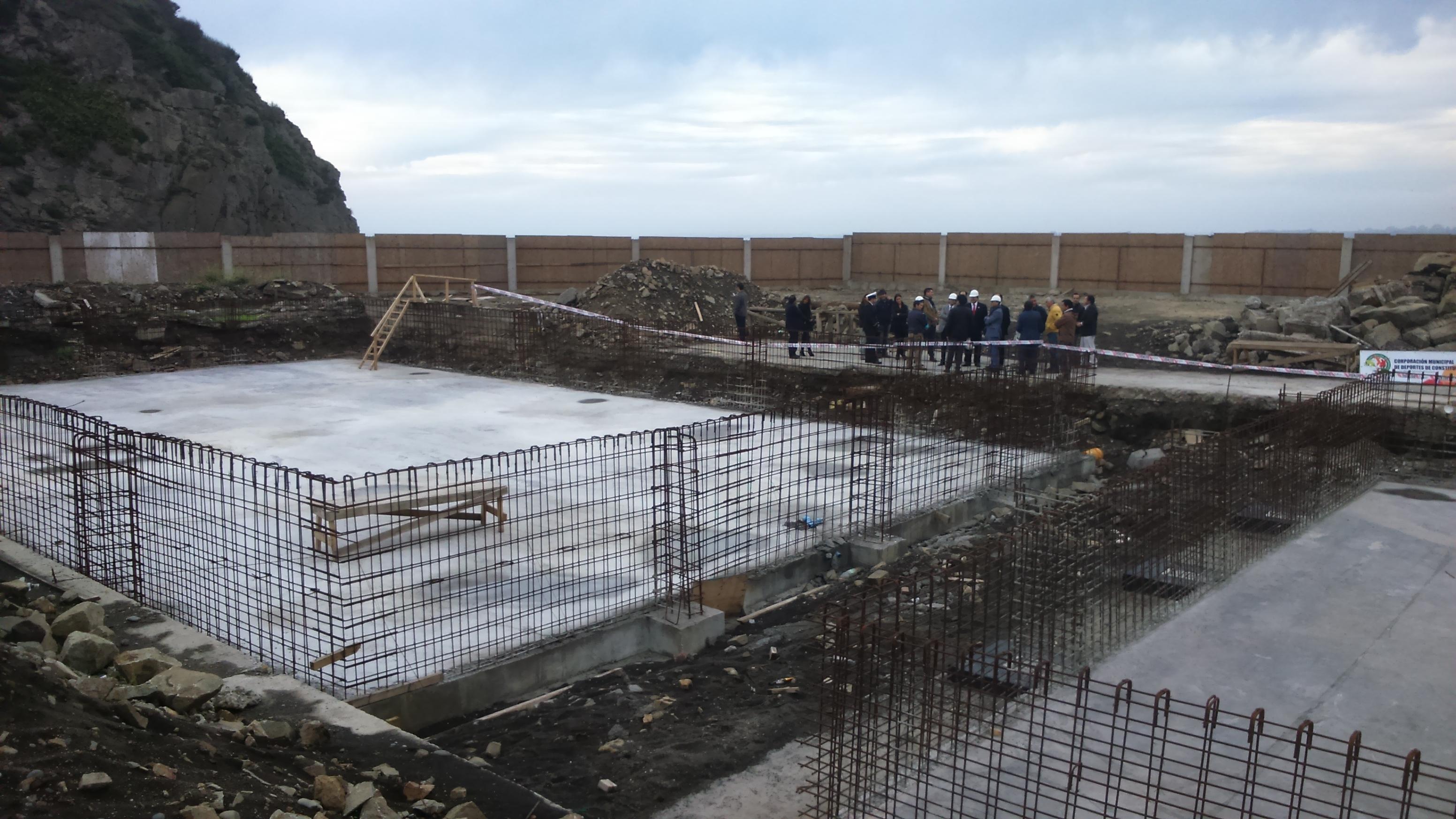 Construcci n de piscinas temperadas lleva un 40 por ciento for Construccion de piscinas temperadas