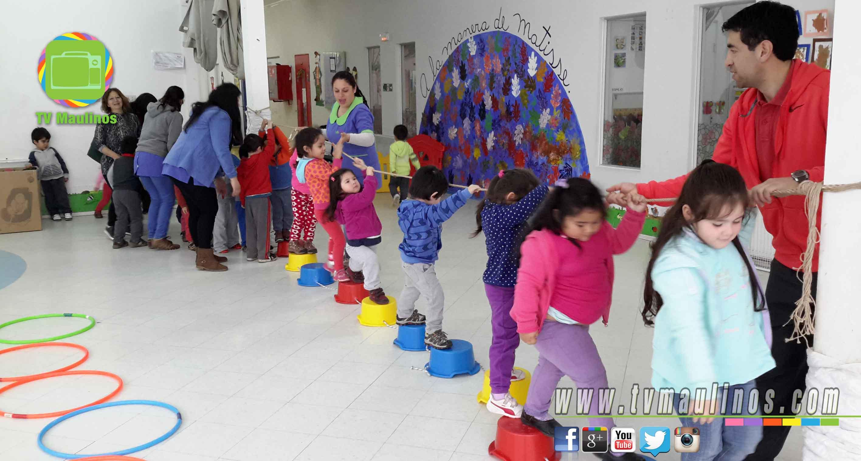 Jardines infantiles desarrollan programa para fortalecer for Jardin infantil verano 2016