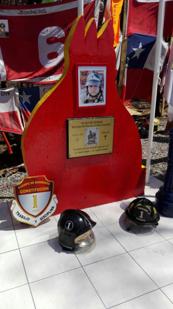 bombero martir talagante 3