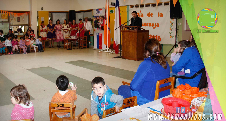 Jard n infantil petetin de villa alegre celebr el d a for Jardin infantil nubesol villa alemana